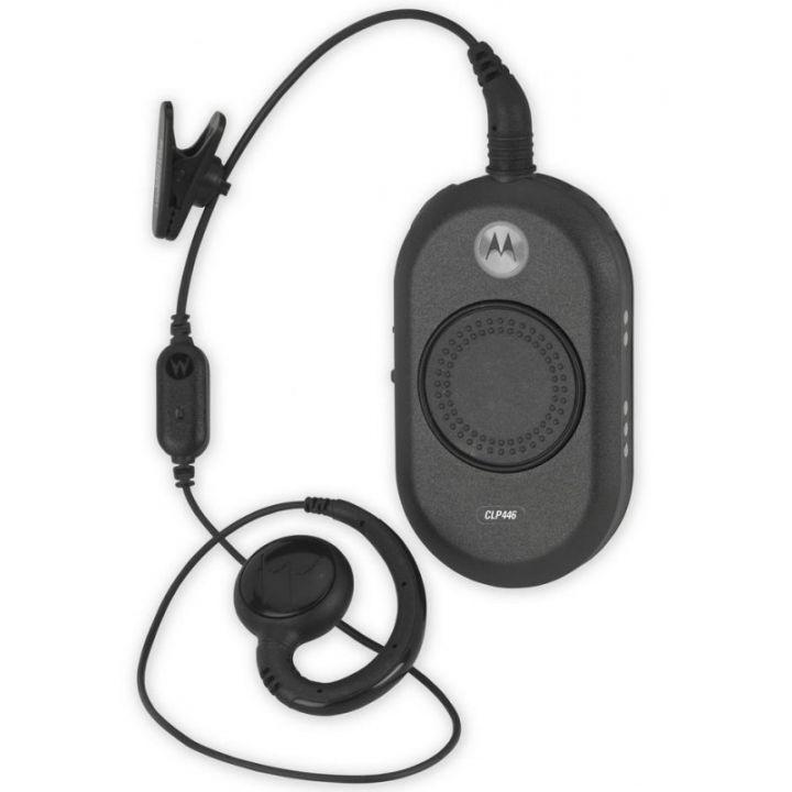 Безлицензионная рация Motorola CLP 446 с Bluetooth