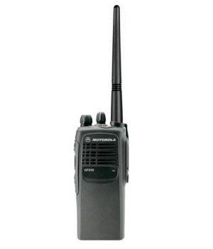 Motorola Рация Motorola GP340 (36-50 МГц) (RS71932484)