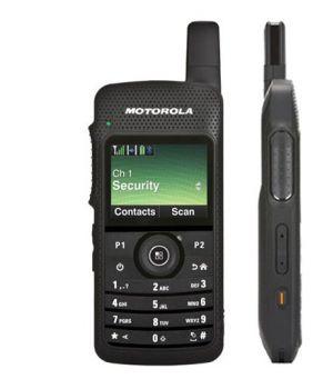 MotoTRBO Рация MotoTRBO SL4000 ( 403-470МГц АКБ1800) (RS83940934)