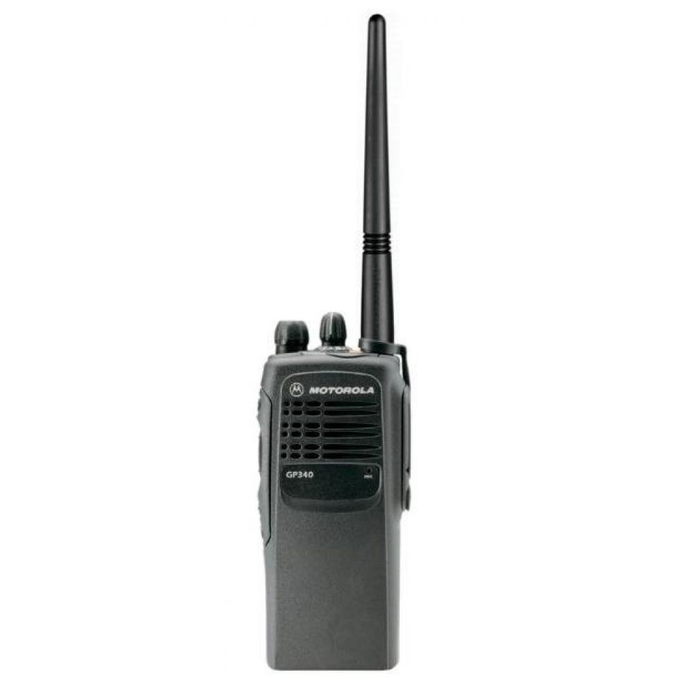 Рация Motorola GP340 136-174 МГц (MDH25KDC9AN3_E)