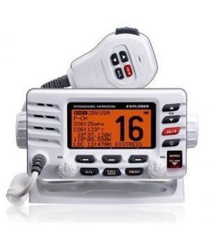 Рация Standard Horizon GX-1600 (цвет белый)