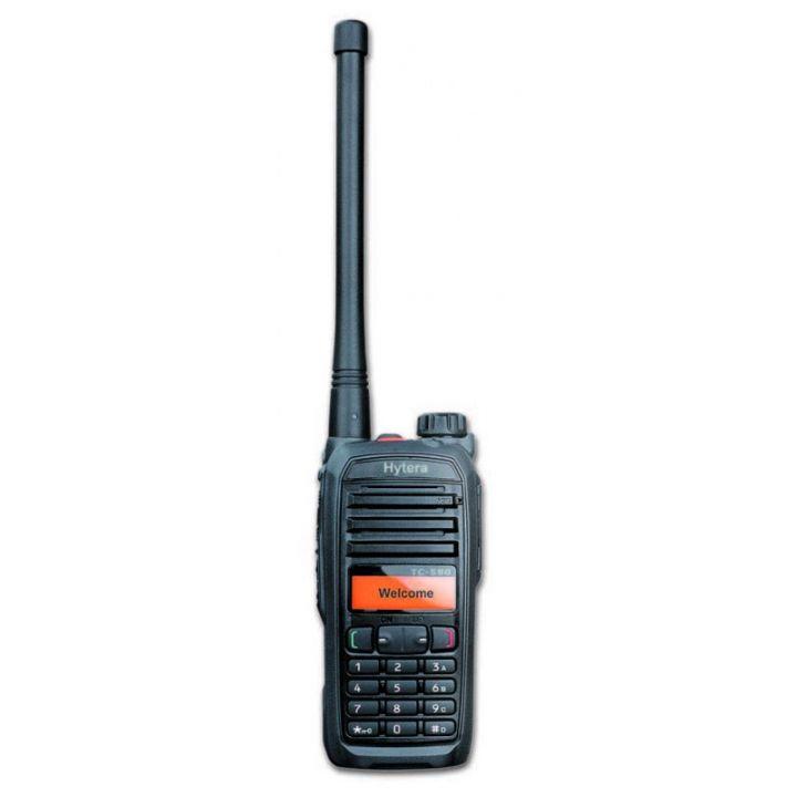Рация Hytera TC-580 (400-470 МГц)