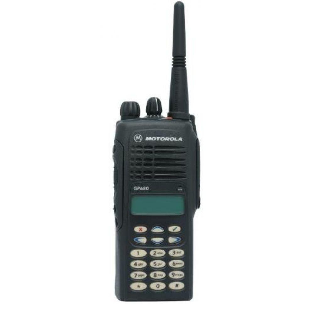Motorola Рация Motorola GP680 ATEX (136-174 МГц 12,5 кГц) (RS71939485)