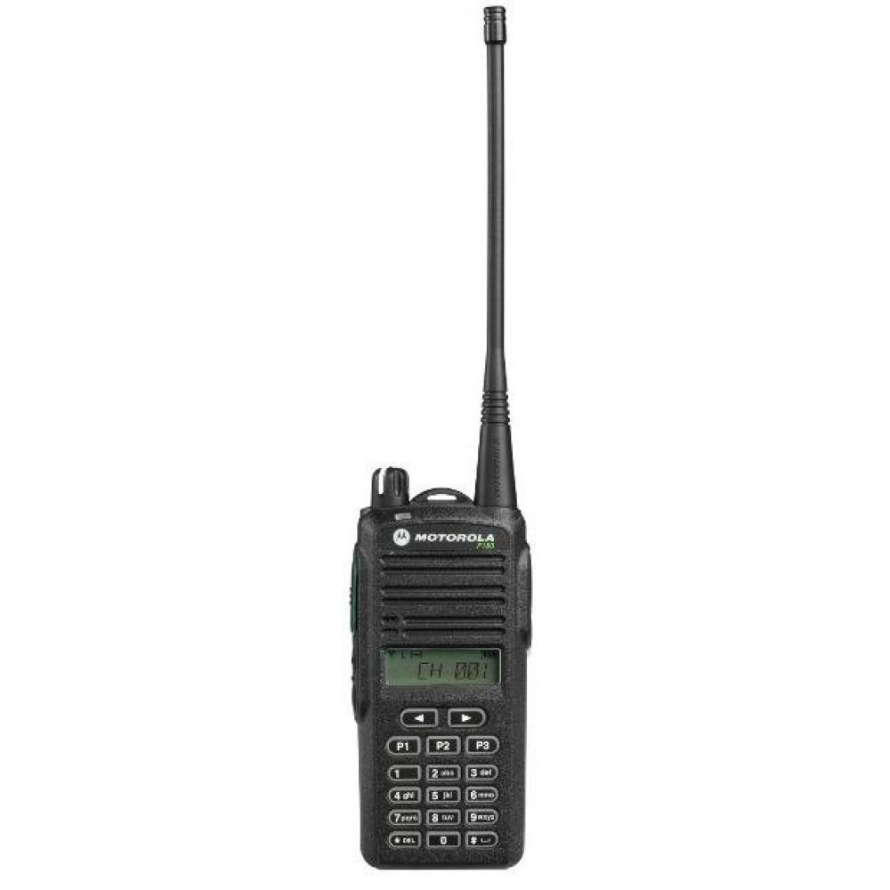 Motorola Рация Motorola P180 (403-447 МГц) (RS82730574)