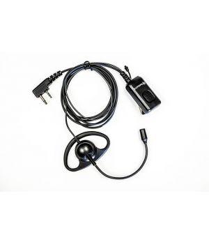 Гарнитура RadiusPro RPA-02I (Разъем Icom) E-0607S2-S