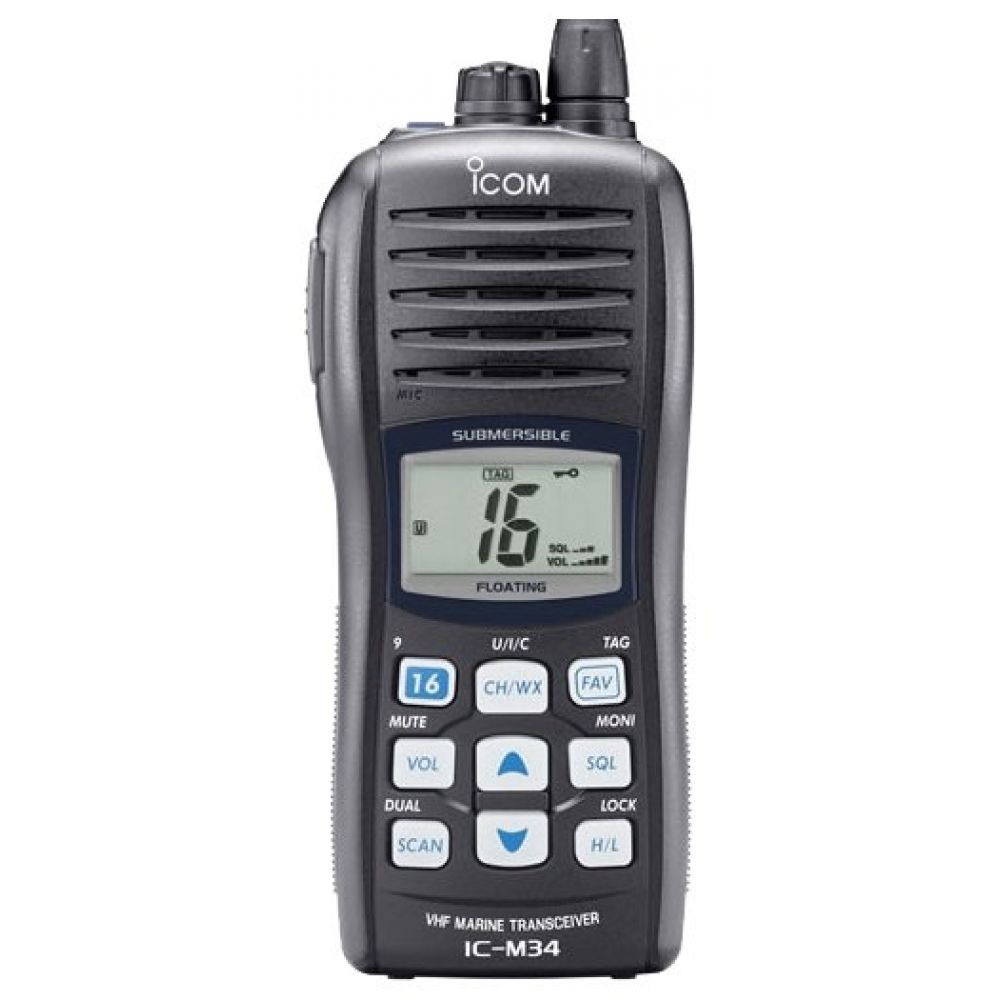 Рация Icom IC-M34