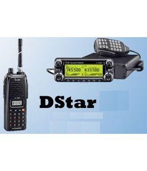 Модуль передачи речи и данных Icom D-STAR