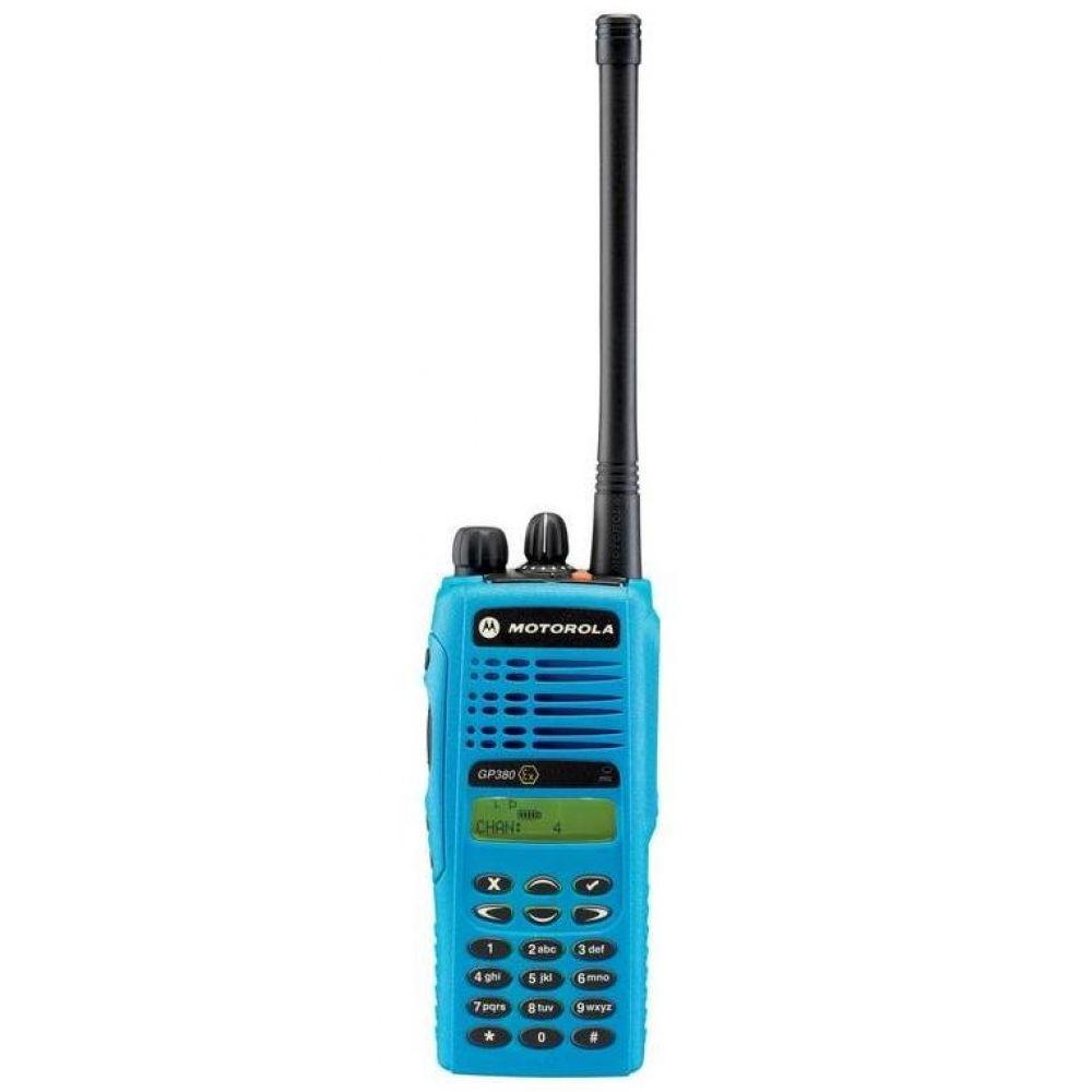 Motorola Рация Motorola GP380 ATEX (403-470 МГц 12,5 кГц) (RS71939483)