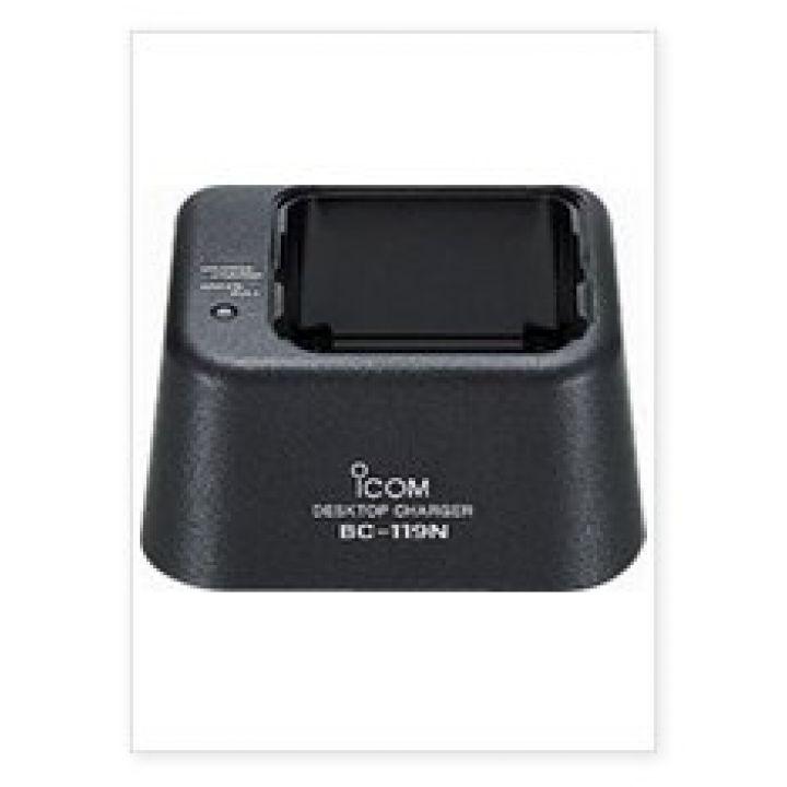 Универсальное быстрое зарядное устройство Icom BC-119N