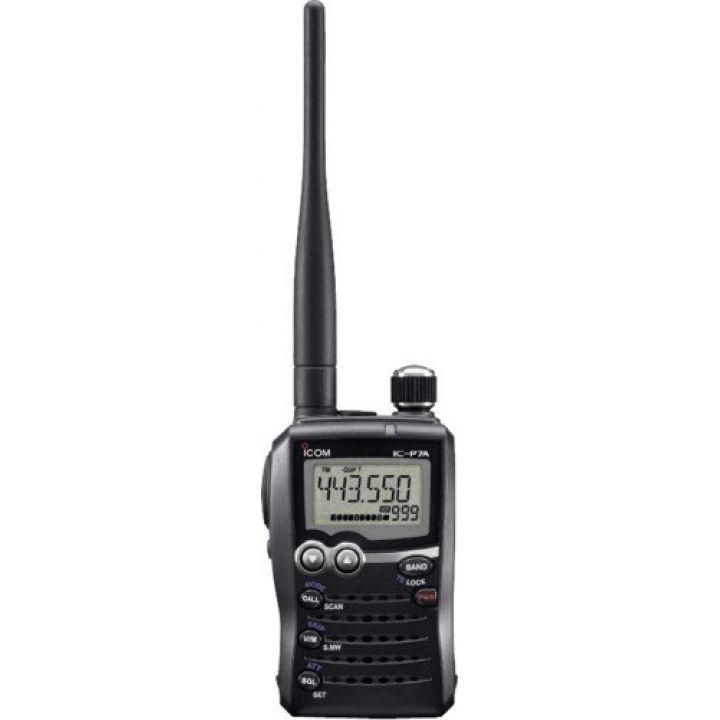 Рация Icom IC-E7/P7A