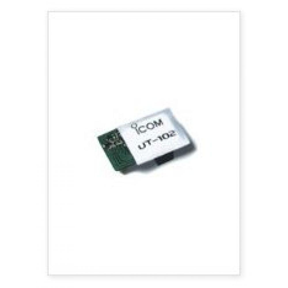 Модуль синтезатора речи Icom UT-102