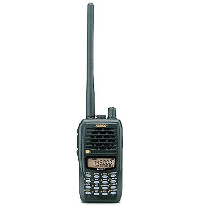 Рация Alinco DJ-V17L (комплект EBP-65 + EDC-147)