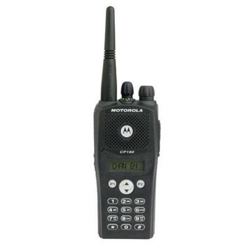 Motorola Рация Motorola CP180 146-174 МГц (MDH65KDH9AA4_N) (RS023095)