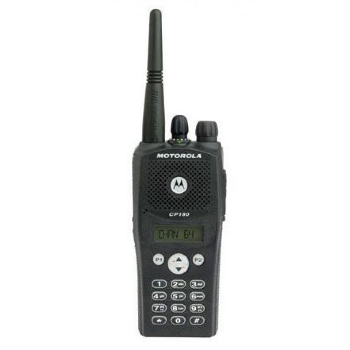 Motorola Рация Motorola CP180 146-174 МГц (MDH65KDH9AA4_N) без з/у (RS039354)