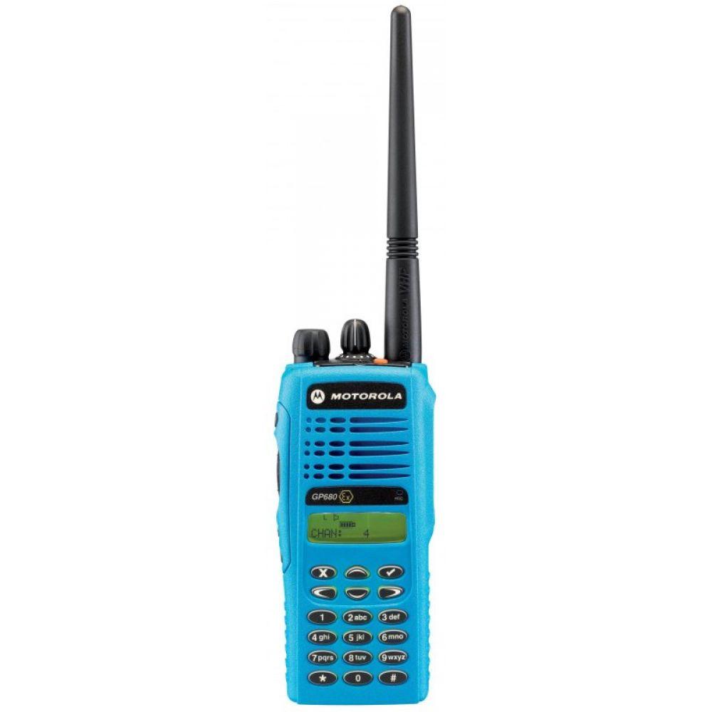 Motorola Рация Motorola GP680 ATEX (136-174 МГц 20/25 кГц) (RS71939486)