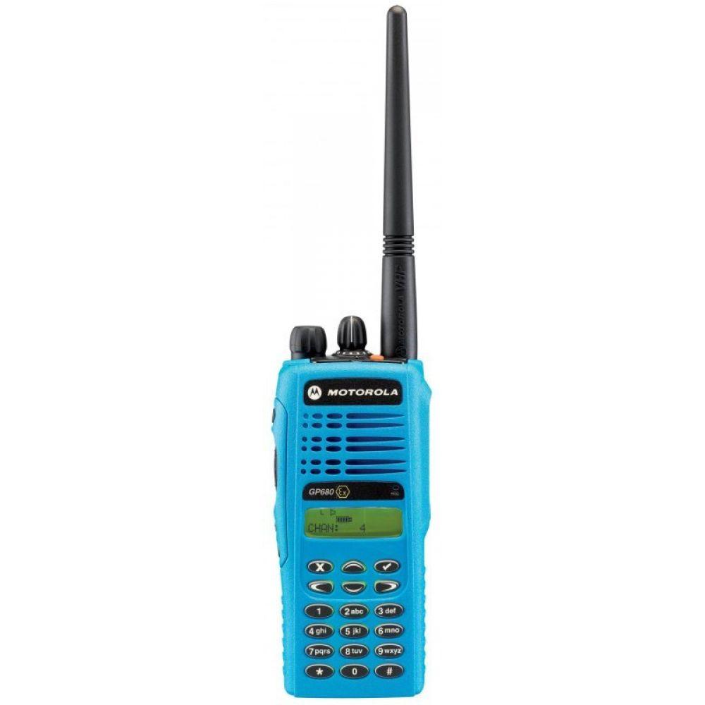Motorola Рация Motorola GP680 ATEX (403-470 МГц 20/25 кГц) (RS71939490)
