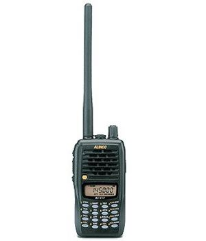 Рация Alinco DJ-V17 (комплект EBP-65+EDC-147)