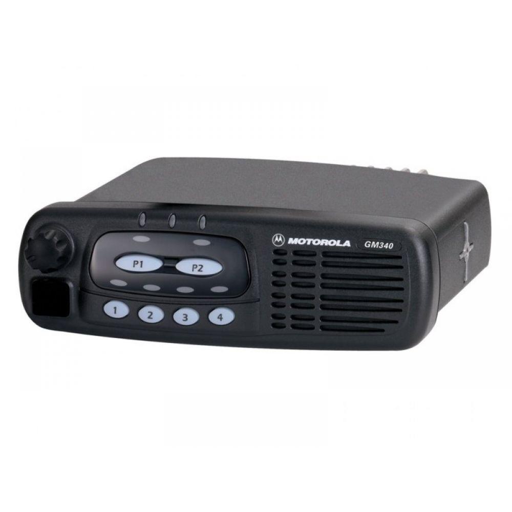 Motorola Рация Motorola GM340 136-174 MГц 25 Вт (MDM25KHC9AN1_E) (RS023102)