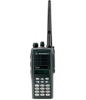 Рация Motorola GP380 (403-470 МГц)