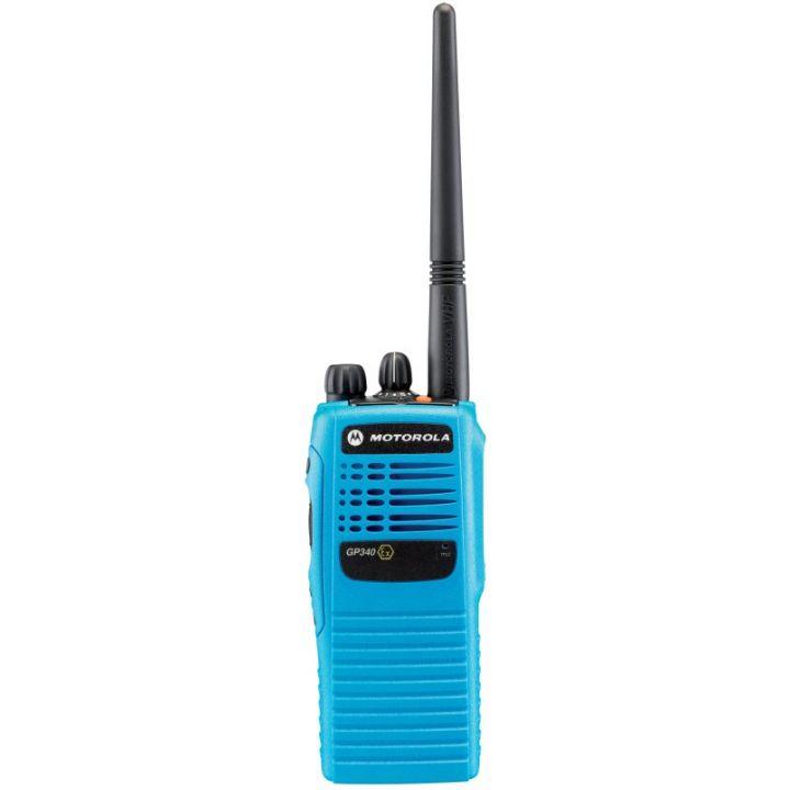 Motorola Рация Motorola GP340 ATEX (403-470 МГц 12,5 кГц) (RS71930436)