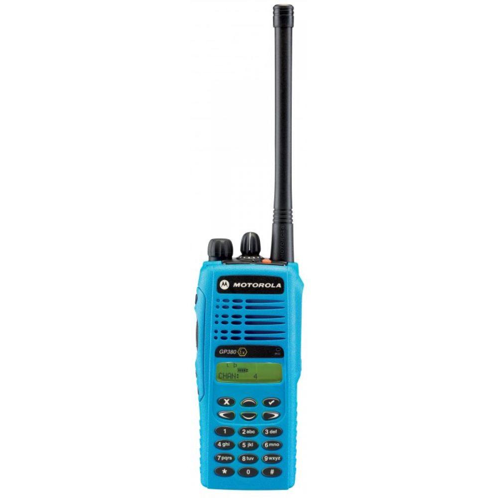 Motorola Рация Motorola GP380 ATEX (136-174 МГц 20/25 кГц) (RS71939482)