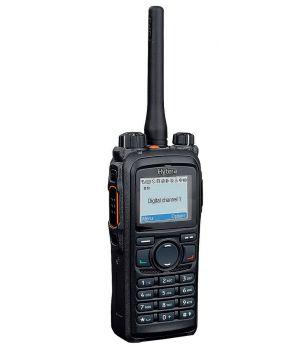 Рация Hytera PD-785 GPS/GLONASS MD VHF 136-174 МГц