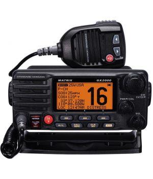 Рация Standard Horizon GX-2000 (цвет черый)