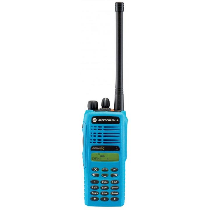 Motorola Рация Motorola GP380 ATEX (136-174 МГц 12,5 кГц) (RS71936468)