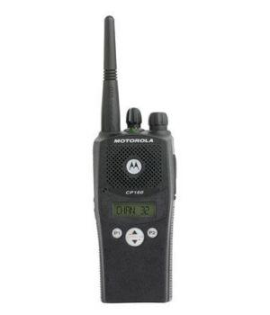 Motorola Рация Motorola CP160 (403-440 МГц) (RS71930607)