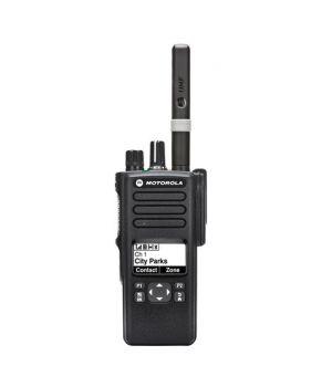 MotoTRBO Рация MotoTRBO DP4601E (136-174 МГц) MDH56JDQ9RA1_N (MDH56JDQ9RA1_N)