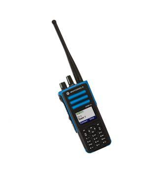 Motorola Портативная радиостанция Motorola DP4801 Ex (ATEX) 403-470 МГц. (MDH56QCN9PA3_N) (MDH56QCN9PA3_N)