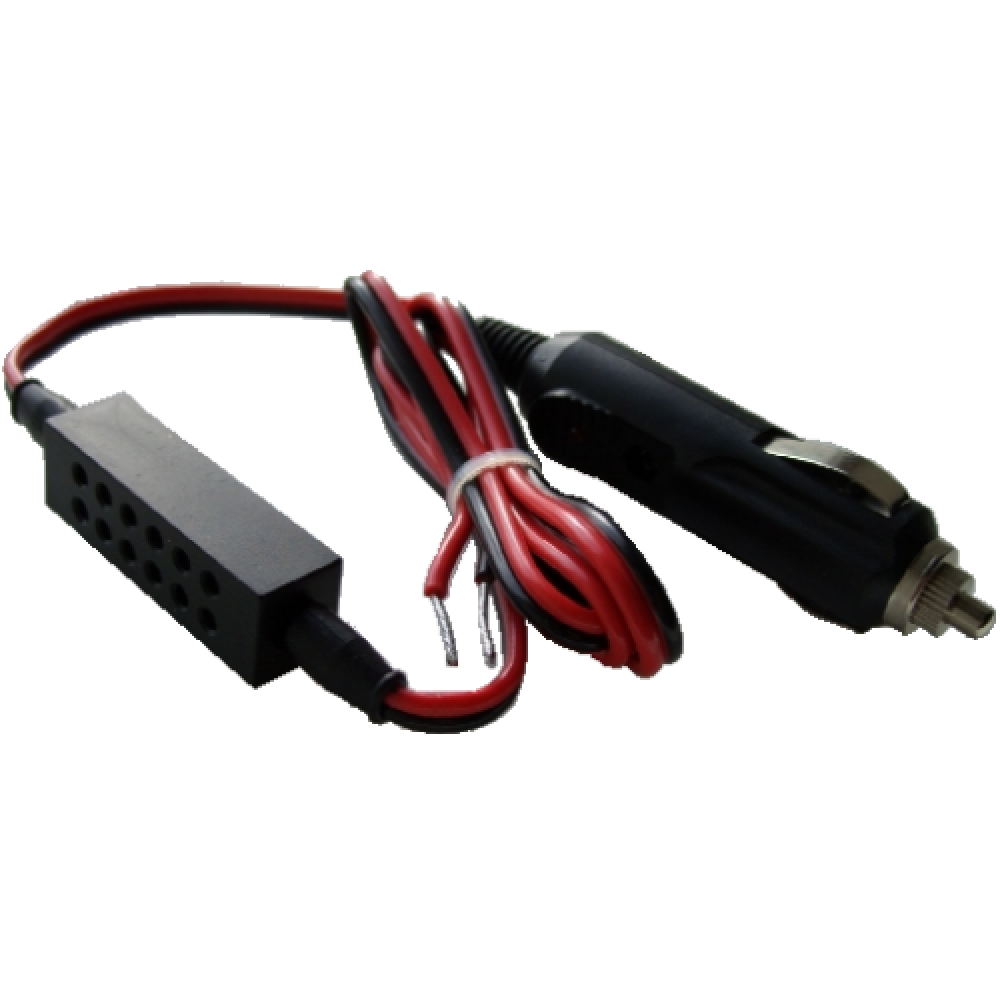 Автоадаптер Беркут АС-3 с фильтром-стабилизатором для работы автомобильных раций от прикуривателя