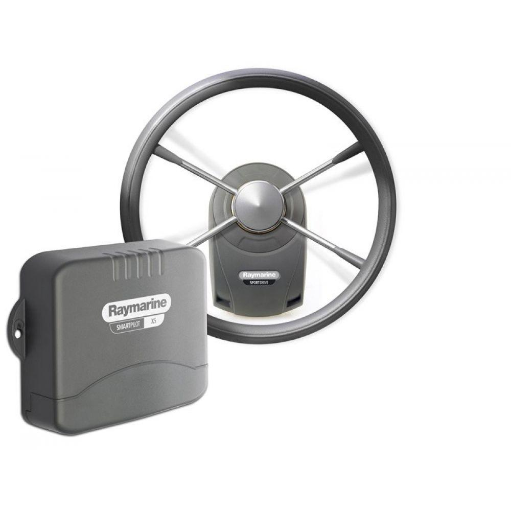 Штурвальный автопилот Raymarine SPX-5 Sport (без дисплея управления)