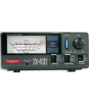 Измеритель КСВ и мощности Diamond SX-400 N