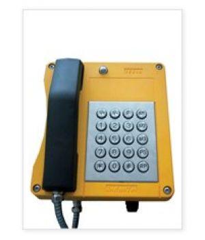 Bсепогодный промышленный телефонный аппарат Tesla4FP 153 36