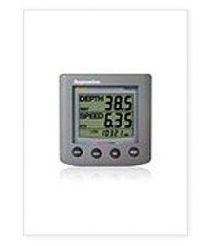 Цифровой индикатор глубины и скорости Raymarine ST60 Tridata
