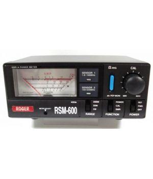 Измеритель КСВ и мощности Roger RSM-600