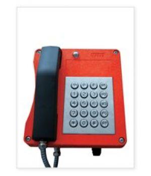 Взрывозащищенный всепогодный телефонный аппарат Tesla4FP 153 32