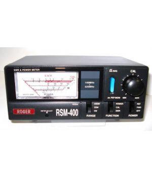 Измеритель КСВ и мощности Roger RSM-400