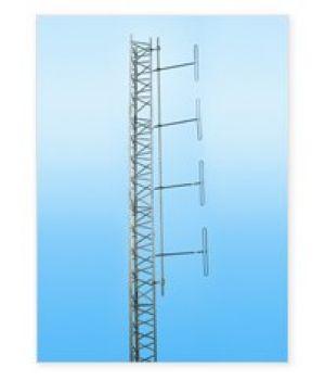 Антенна дипольная Радиал D4 FM (H)-2