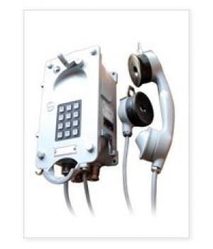 Bсепогодный судовой телефонный аппарат Tesla4FP 153 18