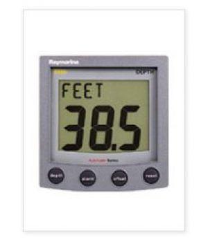 Цифровой индикатор глубины Raymarine ST60 Глубина